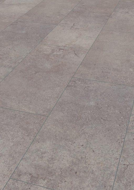Laminat Kronotex Mega Plus D4739 Concrete. Nærbilde.