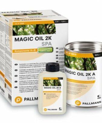 Magic Oil hardvoksolje