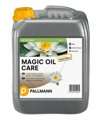 Magic Oil Care. Vedlikehold for oljede gulv
