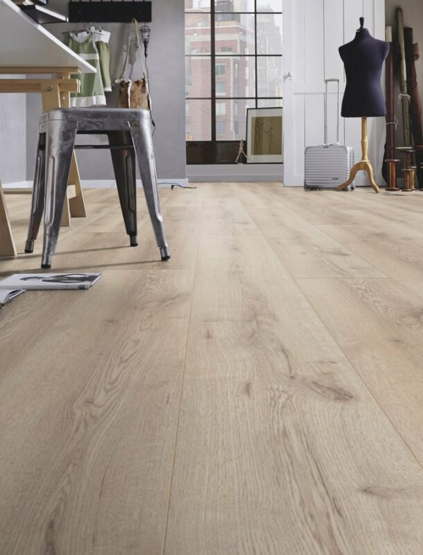 Kronotex Laminat Mammut Plus Mountain Oak Beige