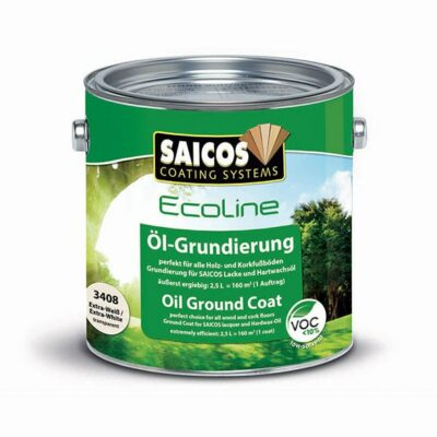 Saicos EcoLine Oil Ground Coat