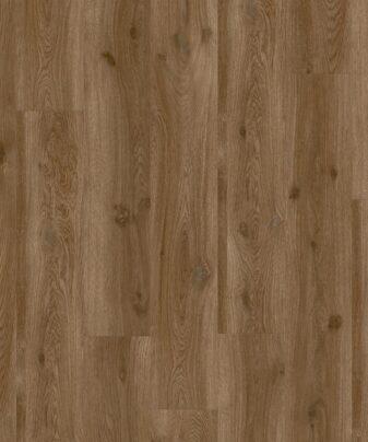 Vinylgulv Pergo Classic Plank Modern Coffee. Nærbilde.