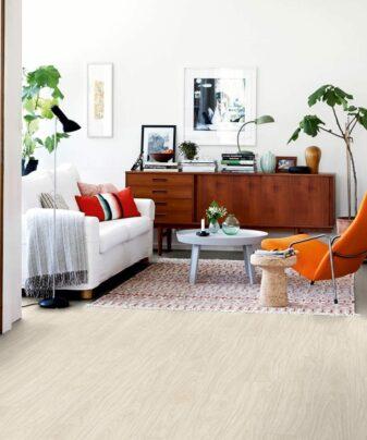 vinylklikk Nordic White Oak