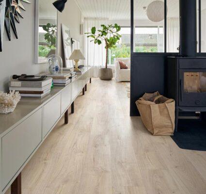 vinylgulv klikk pergo modern plank light village