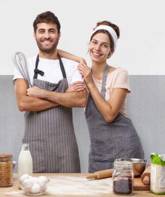 Kjøkkenplate BerryAlloc Kitchen Wall Børstet Titan Slett